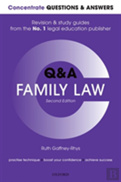 Bertrand.pt - Concentrate Q&A Family Law 2e