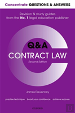 Bertrand.pt - Concentrate Questions And Answers Contract Law