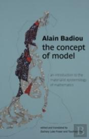 Concept Of Model