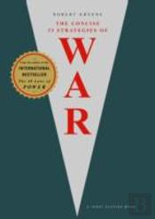 Concise 33 Strategies Of War