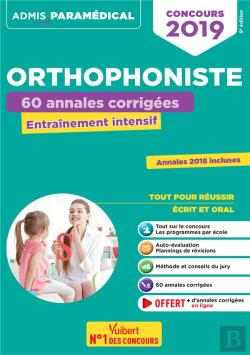 Bertrand.pt - Concours Orthophoniste - Annales Corrigees