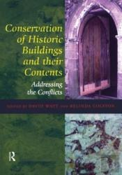 Conservation Of Historic Buildings And Their Contents