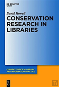 Bertrand.pt - Conservation Research In Libraries