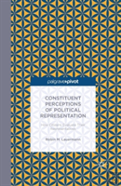Bertrand.pt - Constituent Perceptions Of Political Representation