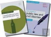 Constitutional And Administrative Law + Core Statutes 2011-12 Value Pack