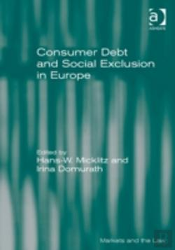 Bertrand.pt - Consumer Debt And Social Exclusion In Europe