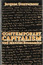 Contemporary Capitalism And Marxist Economics
