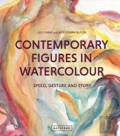 Contemporary Figures In Watercolour