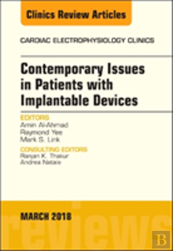 Bertrand.pt - Contemporary Issues In Patients With Implantable Devices, An Issue Of Cardiac Electrophysiology Clinics