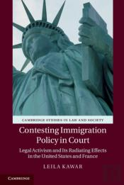 Contesting Immigration Policy In Court