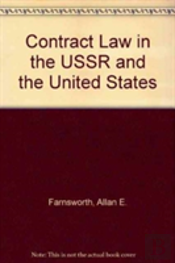 Contract Law In The U. S. S. R. And The United States