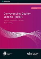 Conveyancing Quality Scheme Toolkit, 3rd Edition