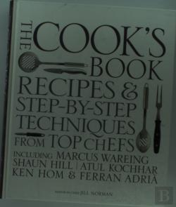 Bertrand.pt - Cook'S Bookincluding Marcus Wareing, Shaun Hill, Ken Hom And Charlie Trotter