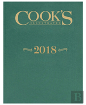 Cook'S Illustrated Magazine 2018
