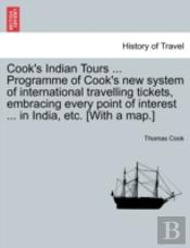 Cook'S Indian Tours ... Programme Of Coo