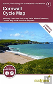 Cornwall Cycle Map 1