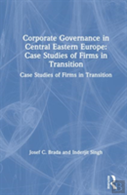 Bertrand.pt - Corporate Governance In Central Eastern Europe