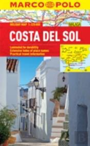 Costa Del Sol Marco Polo  Holiday Map