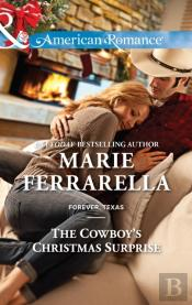 Cowboy'S Christmas Surprise (Mills & Boon American Romance) (Forever, Texas - Book 9)