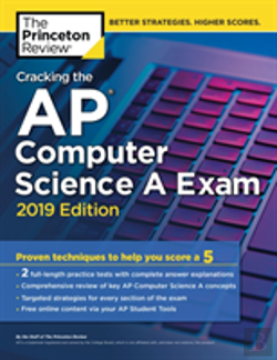 Bertrand.pt - Cracking The Ap Computer Science A Exam, 2019 Edition