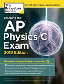 Bertrand.pt - Cracking The Ap Physics C Exam, 2019 Edition