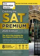 Cracking the SAT Premium Edition with 8 Practice Tests