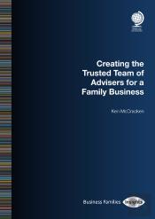 Creating The Trusted Team Of Advisers For A Family Business