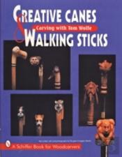 Creative Canes And Walking Sticks
