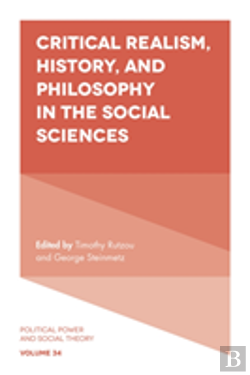 Bertrand.pt - Critical Realism, History, And Philosophy In The Social Sciences