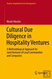 Cultural Due Diligence In Hospitality Ventures