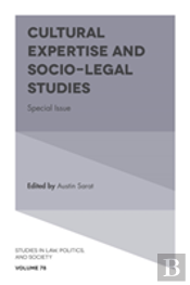 Cultural Expertise And Socio-Legal Studies