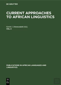 Bertrand.pt - Current Approaches To African Linguistics. Vol 3
