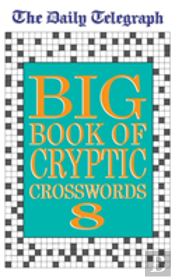 'Daily Telegraph' Big Book Of Cryptic Crosswords