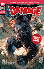 Damage Vol. 1 Out Of Control (New Age Of Heroes)
