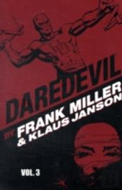 Daredevil By Frank Miller And Klaus Janson