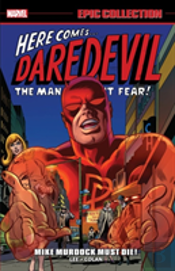Daredevil Epic Collection: Mike Murdock Must Die