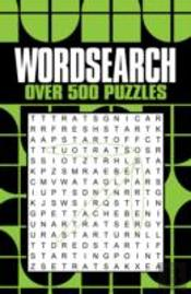 Dayglo Wordsearch