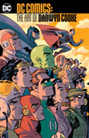 Dc Comics The Art Of Darwyn Cooke