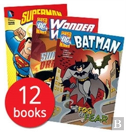 Bertrand.pt - Dc Super Heroes Chapter Book 12 Copy Pack (Book People)