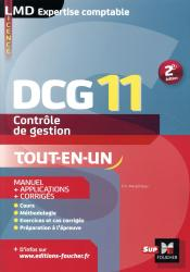 Dcg 11 - Controle De Gestion - Manuel Et Applications - 2e Edition