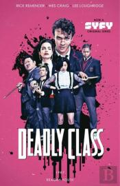 Deadly Class Volume 1: Regan Youth Media Tie-In