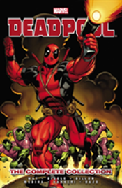 Deadpool By Daniel Way The Complete Coll