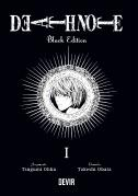 Death Note - Black Edition N.º 01