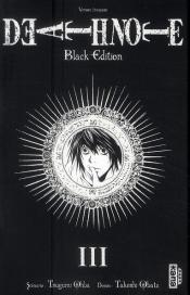 Death Note Black Edition T.3