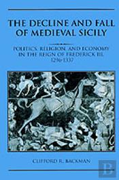 Decline And Fall Of Medieval Sicily