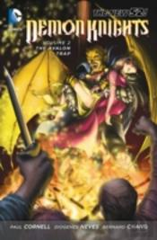Demon Knights Volume 2: The Avalon Trap Tp (The New 52)