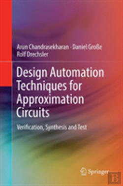 Bertrand.pt - Design Automation Techniques For Approximation Circuits