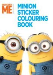 Despicable Me: Minion Colouring Book