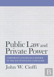 Df Public Law And Private Power Z