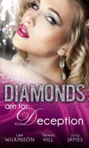 Diamonds Are For Deception (Mills & Boon M&B)